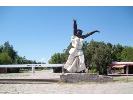 "Информационна кампания ""Млади, активни, позитивни"" в град Хасково"